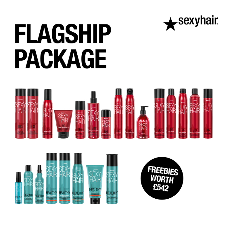 Sexy Hair Healthy Flagship Deal Image 1