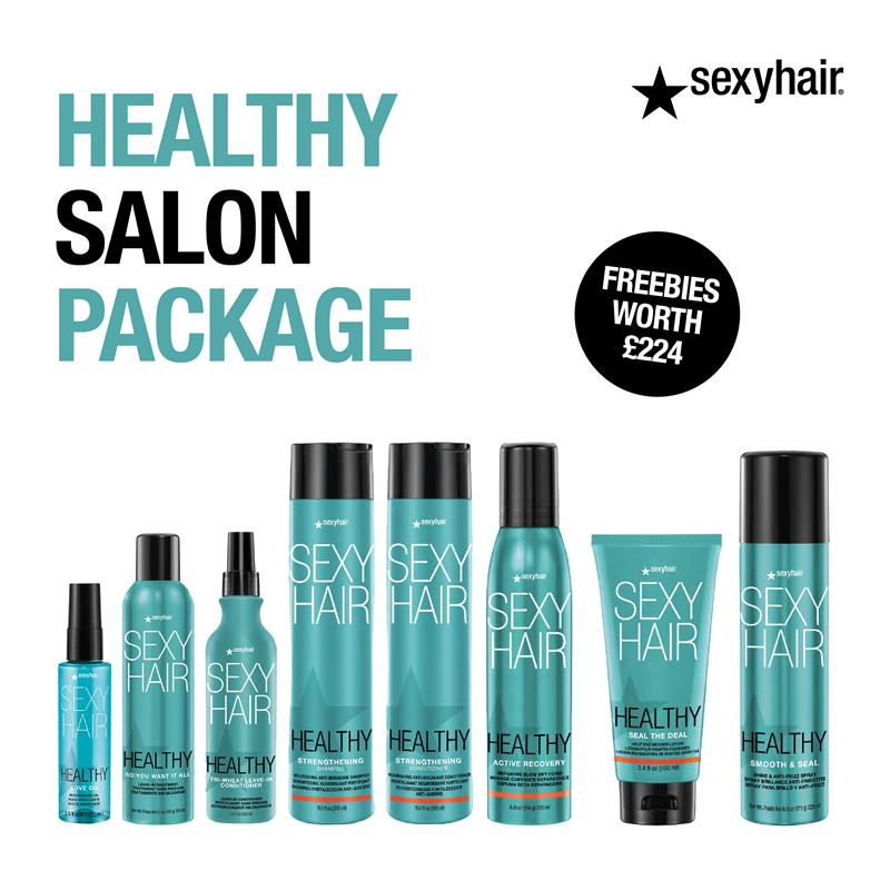 Sexy Hair Healthy Salon Deal Image 1