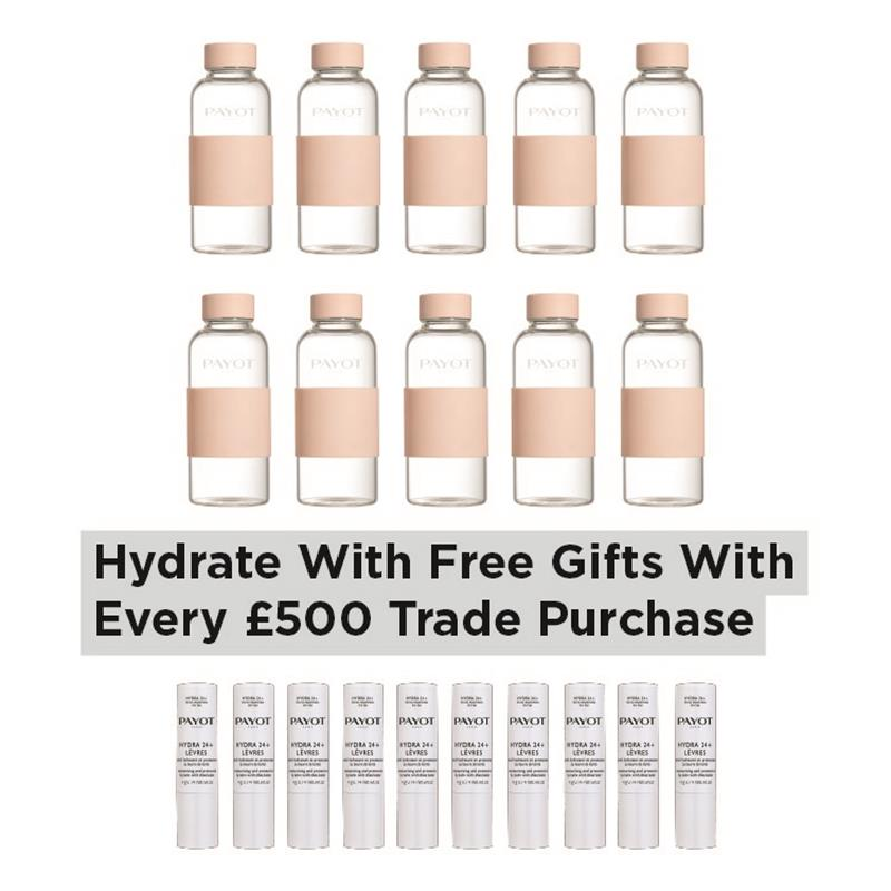 Spend £500 on Payot Get a Hydration GWP Image 1