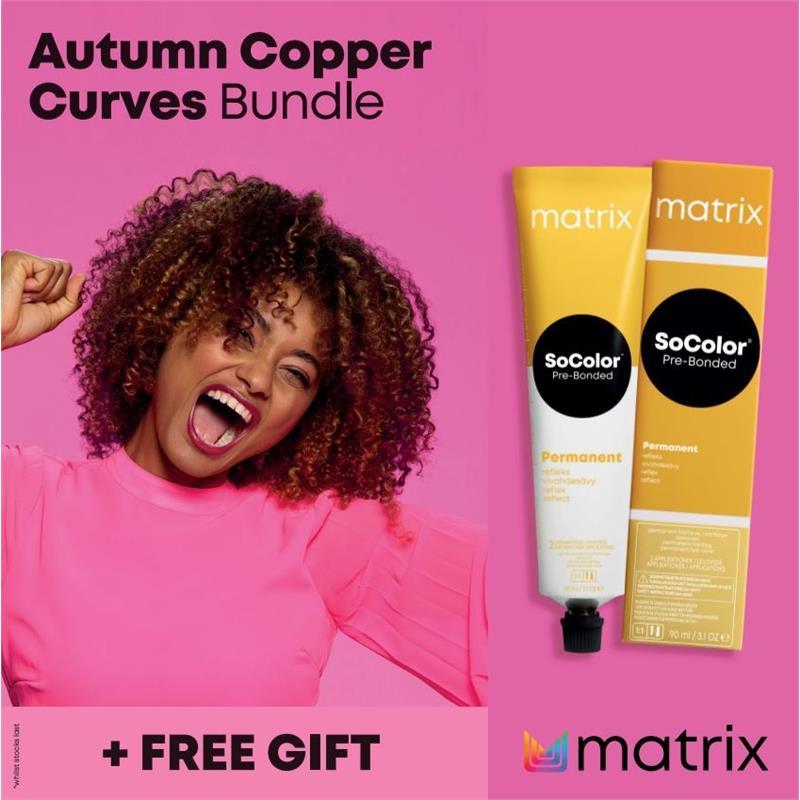 Colour Me Happy Autumn Copper Curves Bundle Image 1