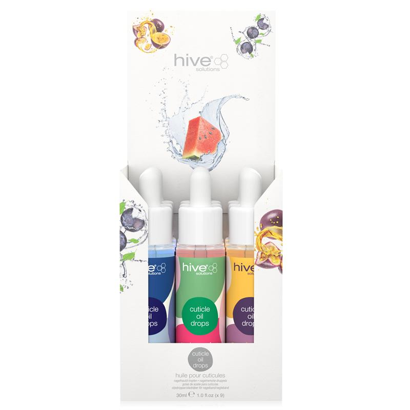 Hive Solutions Assorted Cuticle Drops Thumbnail Image 0