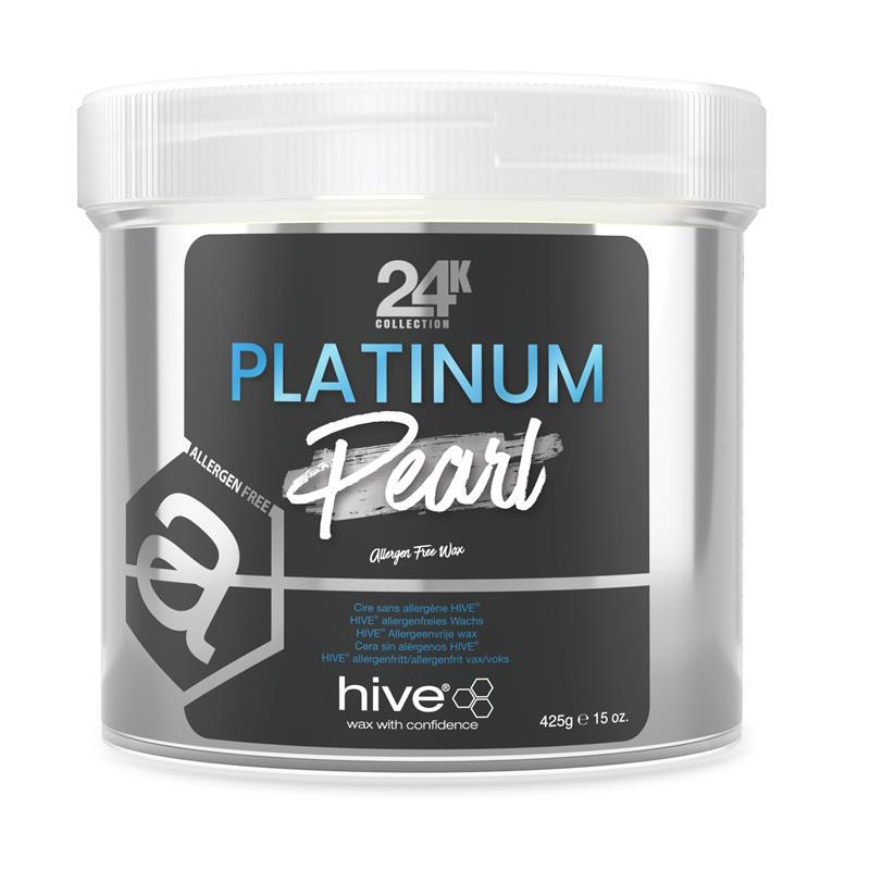 Hive Platinum Pearl Warm Wax 24K Collection Thumbnail Image 0