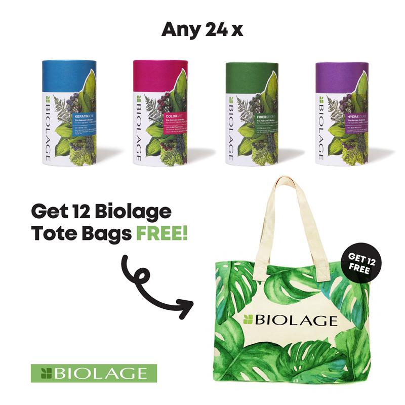 Biolage Christmas Salon Deal Thumbnail Image 1