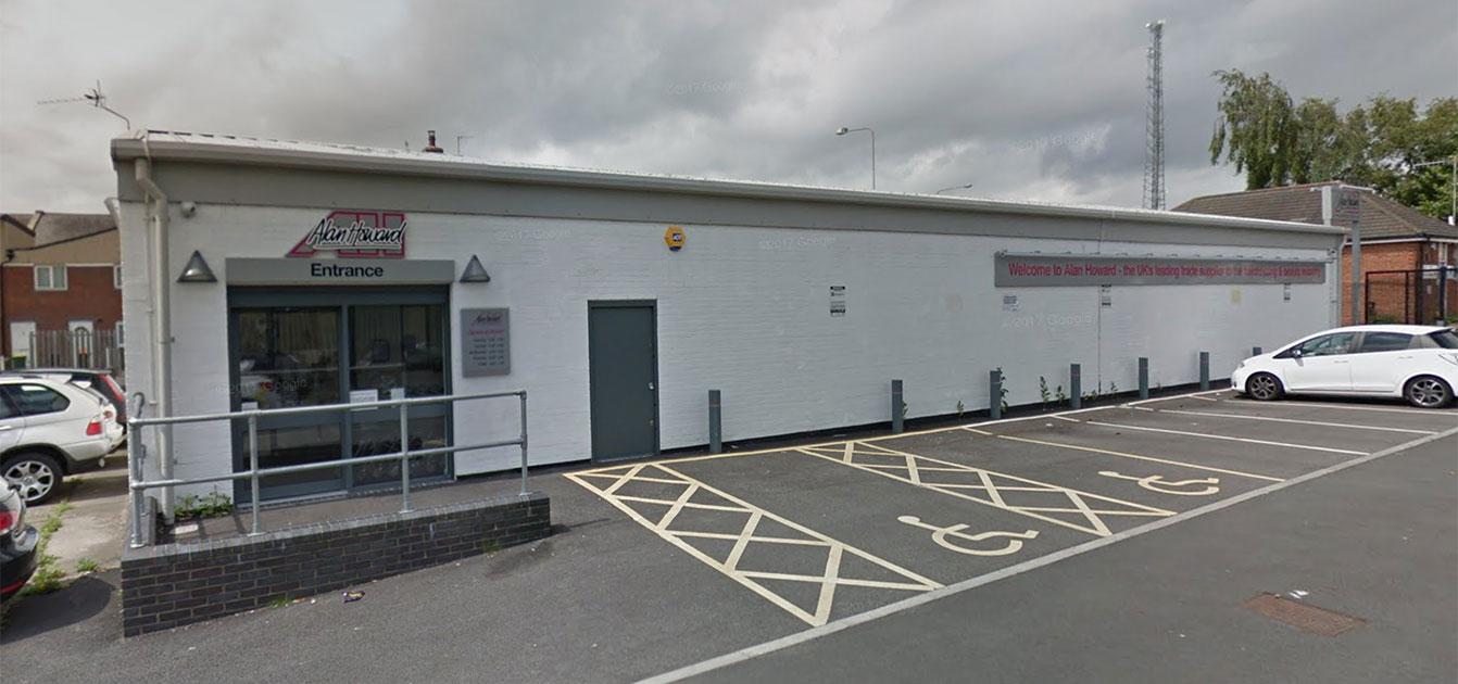 Preston Store Front